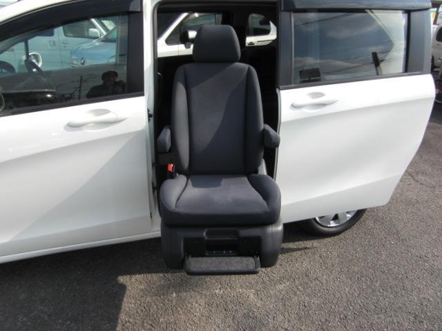 X サイドリフトアップシート 左パワスラ キーレス 福祉車両(5枚目)