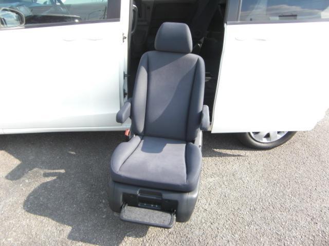 X サイドリフトアップシート 左パワスラ キーレス 福祉車両(6枚目)