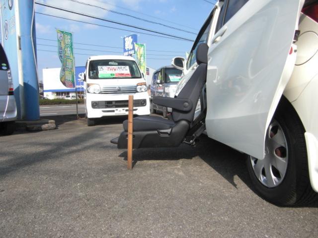 X サイドリフトアップシート 左パワスラ キーレス 福祉車両(8枚目)