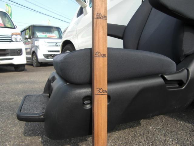 X サイドリフトアップシート 左パワスラ キーレス 福祉車両(9枚目)