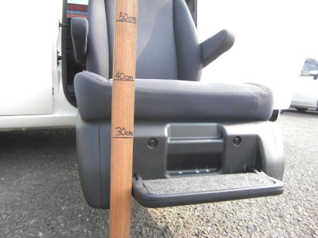 X サイドリフトアップシート 左パワスラ キーレス 福祉車両(10枚目)