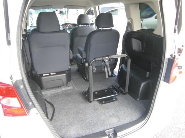 X サイドリフトアップシート 左パワスラ キーレス 福祉車両(19枚目)