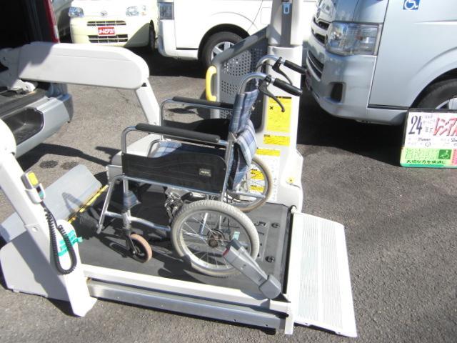 車いす仕様車 Bタイプ 車いす2基 バックカメラ 福祉車両(11枚目)