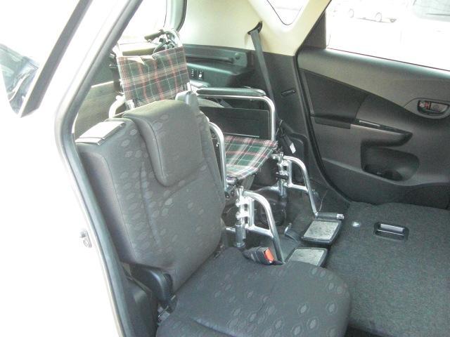 X 車いす仕様車 タイプ1 スローパー車高降下装置 福祉車両(11枚目)