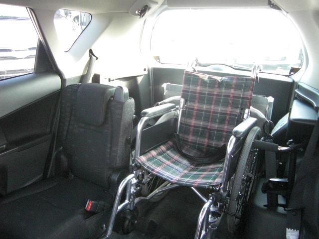 X 車いす仕様車 タイプ1 スローパー車高降下装置 福祉車両(13枚目)