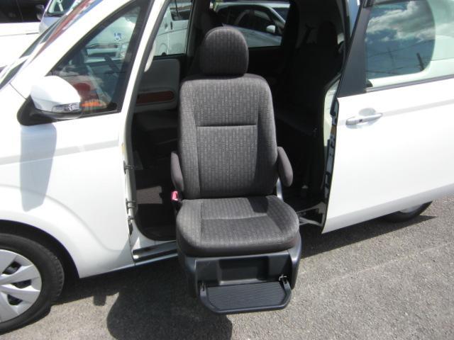 X 助手席リフトアップシート Bタイプ ナビテレビ 福祉車両(5枚目)
