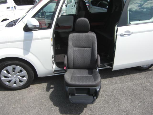X 助手席リフトアップシート Bタイプ ナビテレビ 福祉車両(6枚目)