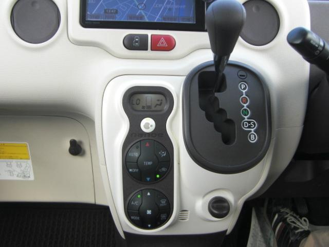 X 助手席リフトアップシート Bタイプ ナビテレビ 福祉車両(18枚目)
