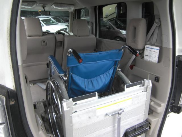 G 車いす仕様車スローパーウインチ CD キーレス 福祉車両(11枚目)