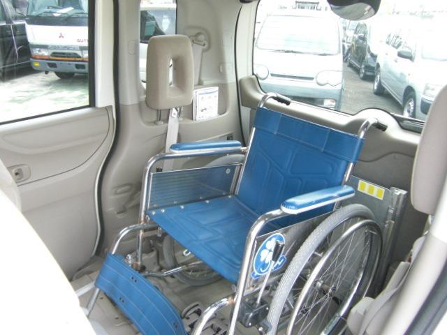 G 車いす仕様車スローパーウインチ CD キーレス 福祉車両(12枚目)