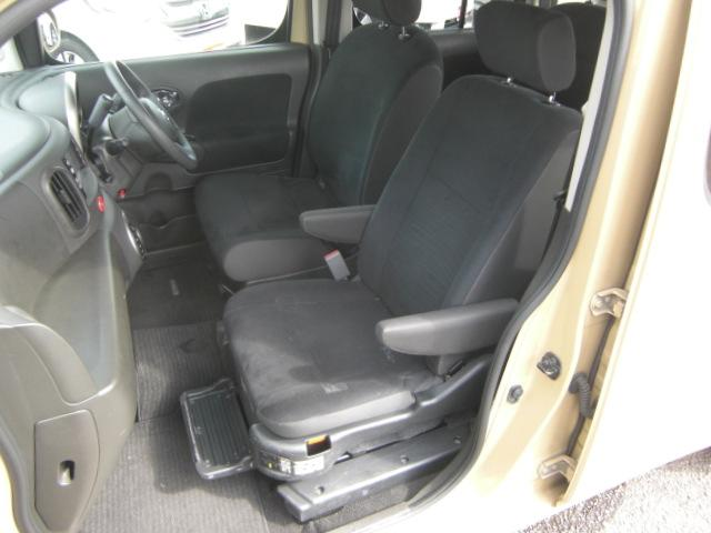 15X Vアンシャンテ助手席Sシート車いす収納装置 福祉車両(2枚目)