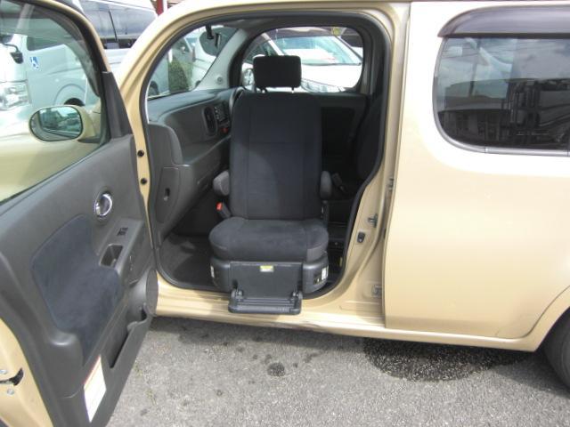 15X Vアンシャンテ助手席Sシート車いす収納装置 福祉車両(4枚目)