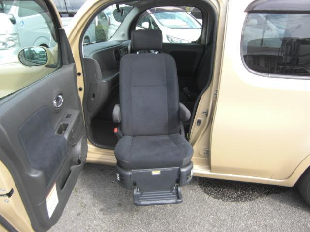 15X Vアンシャンテ助手席Sシート車いす収納装置 福祉車両(5枚目)