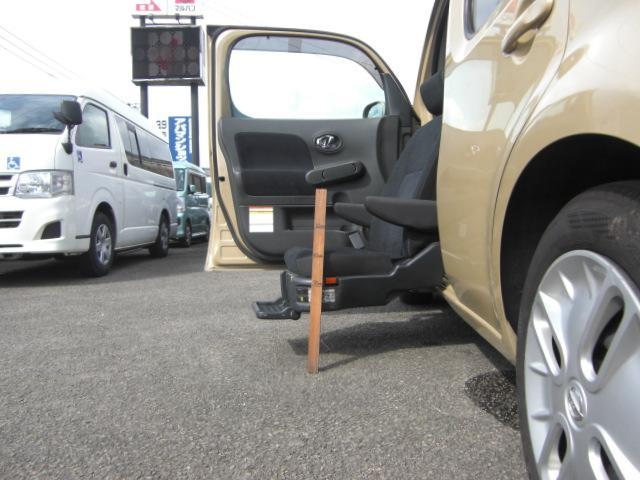 15X Vアンシャンテ助手席Sシート車いす収納装置 福祉車両(8枚目)