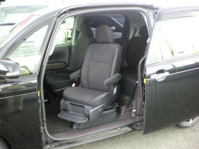 F 助手席リフトアップシート ナビTV Bカメラ 福祉車両(4枚目)
