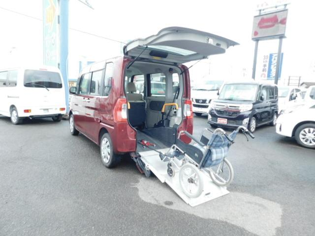 L スローパー ウインチ スマートアシストII CD キーレス 福祉車輌(7枚目)