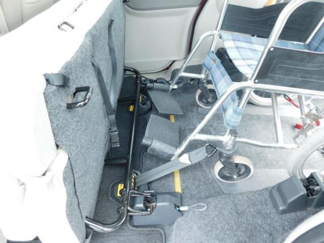 L スローパー ウインチ スマートアシストII CD キーレス 福祉車輌(9枚目)