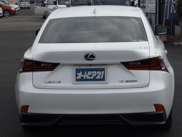 「レクサス」「IS」「セダン」「宮崎県」の中古車6