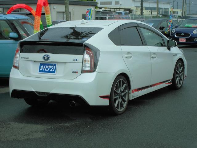 トヨタ プリウス Sツーリングセレクション・G's