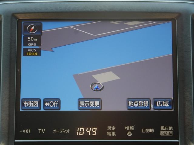 Fバージョン 純正ナビ 全方位カメラ プリクラ 18AW(8枚目)
