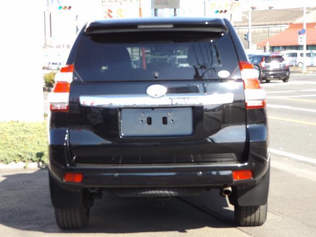 「トヨタ」「ランドクルーザープラド」「SUV・クロカン」「宮崎県」の中古車5