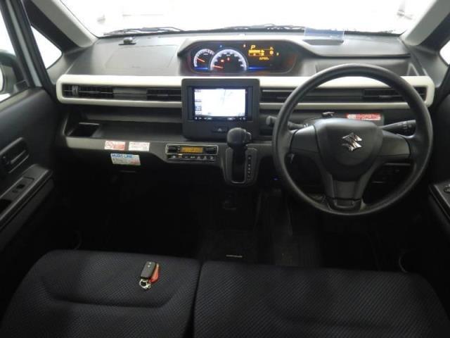 ハイブリッドFX 社外ナビ レーダーフレーキ シートヒーター キーフリー Bluetooth(7枚目)
