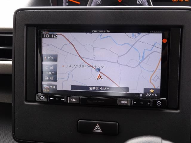 ハイブリッドFX 社外ナビ レーダーフレーキ シートヒーター キーフリー Bluetooth(12枚目)