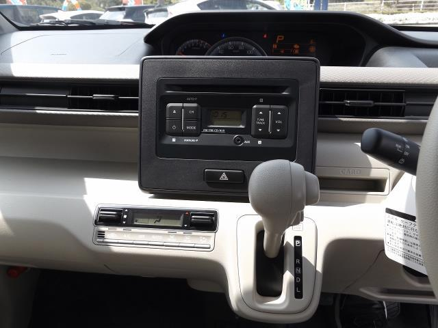 ハイブリッドFX 純正オーディオ 衝突軽減ブレーキ シートヒーター アイドリングストップ キーフリー(15枚目)