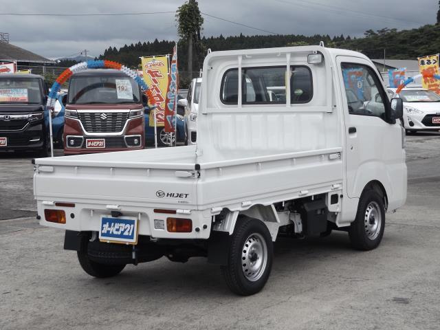 スタンダード 農用スペシャルSAIIIt エアコン パワステ 4WD スマートアシストIII ABS(5枚目)