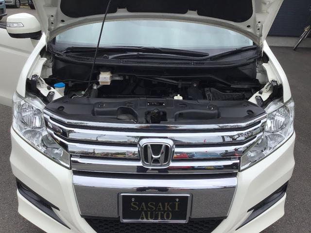 S グー鑑定車 8人乗り HDDナビ バックモニター オートエアコン 純正アルミホイール ビルトインETC(17枚目)