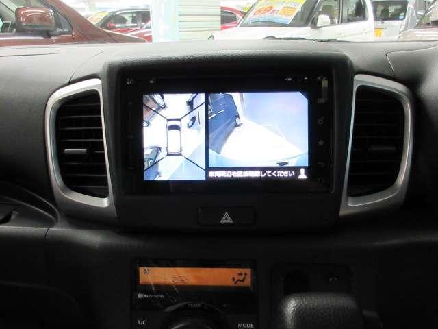 X 全方位モニター HID 両側電動ドア 運転席シートヒーター アイドリングストップ(6枚目)
