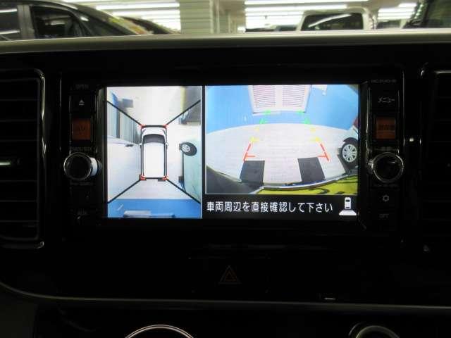 ハイウェイスター X Vセレクション+セーフティII ナビ12セグ アラウンドビューモニター HID 電動ドア アイドリングストップ(5枚目)