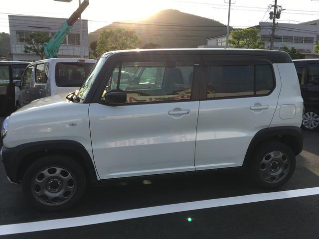 「スズキ」「ハスラー」「コンパクトカー」「宮崎県」の中古車5