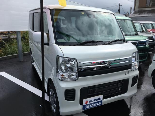 「スズキ」「エブリイワゴン」「コンパクトカー」「宮崎県」の中古車3