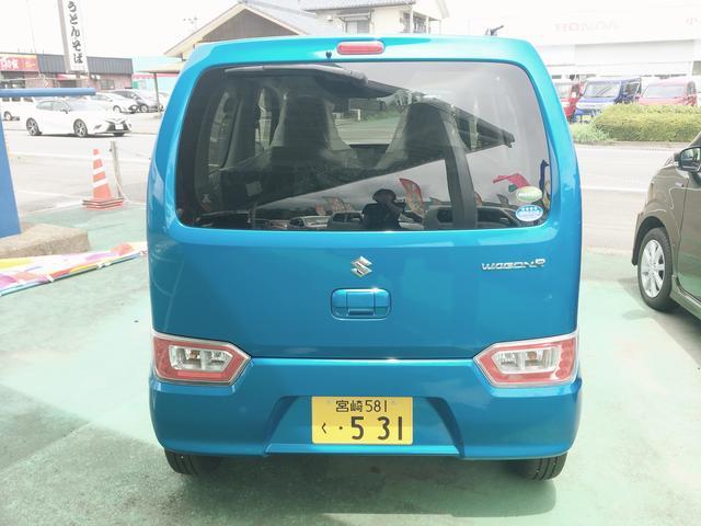 「スズキ」「ワゴンR」「コンパクトカー」「宮崎県」の中古車3