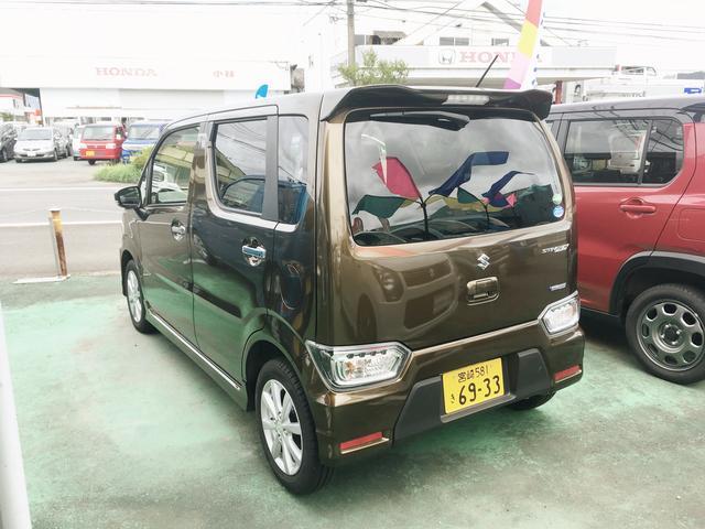 「スズキ」「ワゴンRスティングレー」「コンパクトカー」「宮崎県」の中古車7