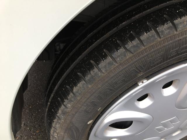 タイヤデザインはいかがでしょうか?溝もバッチリです!