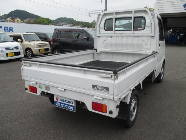 「スズキ」「キャリイトラック」「トラック」「宮崎県」の中古車8