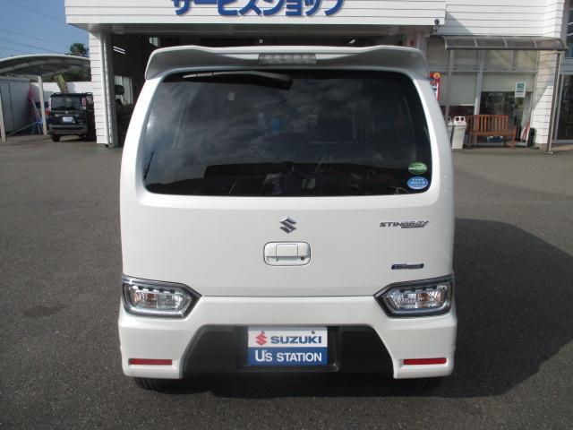 「スズキ」「ワゴンRスティングレー」「コンパクトカー」「宮崎県」の中古車3