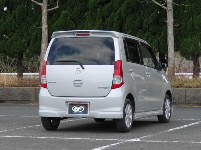 マツダ AZワゴン XG エンジンプッシュスタート スマートキー グー鑑定車