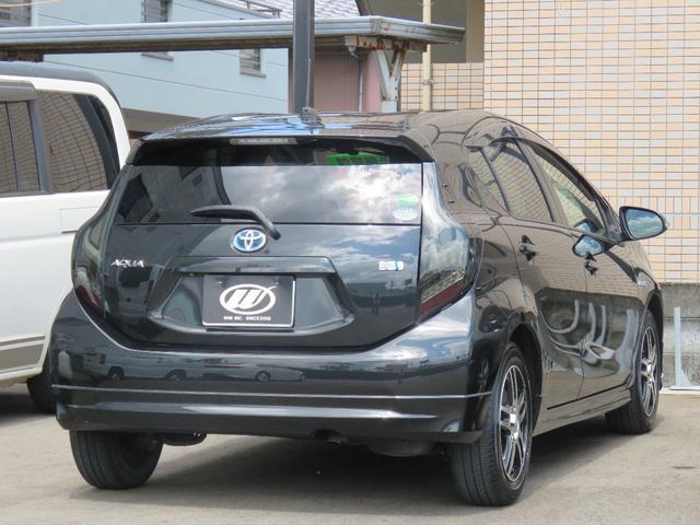 「トヨタ」「アクア」「コンパクトカー」「宮崎県」の中古車8