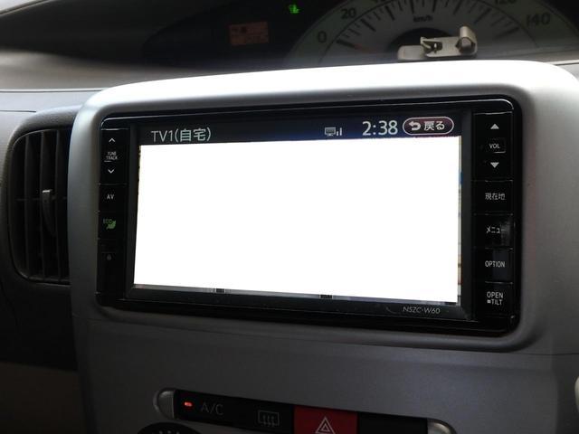 ダイハツ タント X パワースライドドア SDナビフルセグTV キーフリー