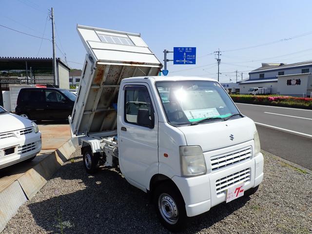 「スズキ」「キャリイトラック」「トラック」「宮崎県」の中古車3