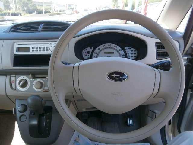 スバル ステラ L グレードアップパッケージ CD