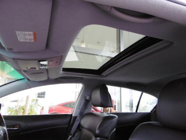 レクサス GS GS430 サンルーフ 本革シート マルチナビ バックカメラ