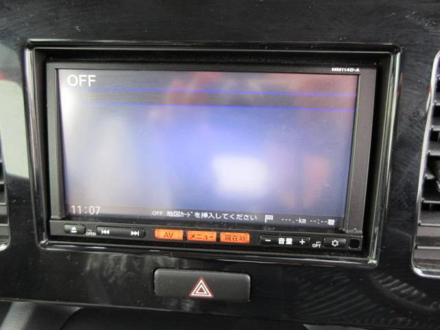 日産 モコ X メモリーナビフルセグTV インテリジェントキー