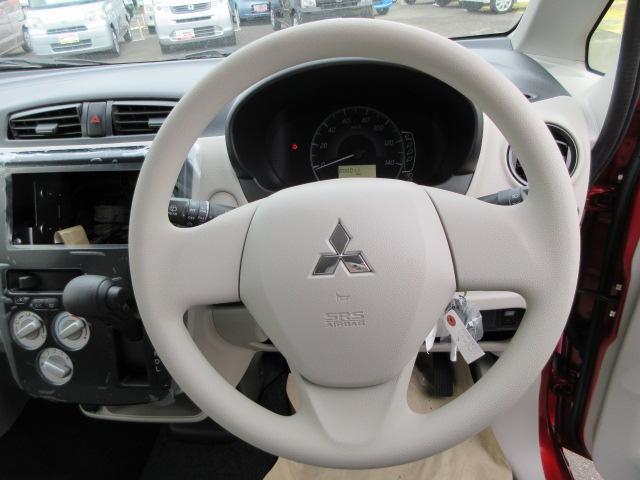 三菱 eKワゴン E 届出済未使用車 シートヒーター キーレス 電動格納ミラー