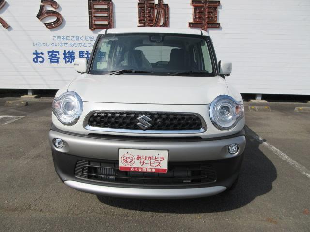 「スズキ」「クロスビー」「SUV・クロカン」「宮崎県」の中古車2
