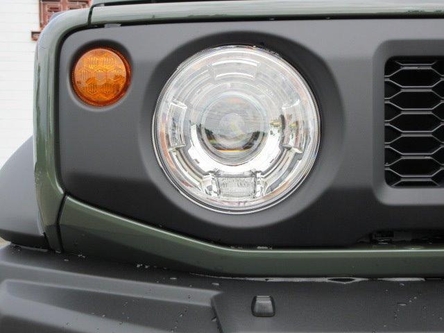 JC 4WD オートライト 衝突軽減ブレーキ スマートキー(11枚目)