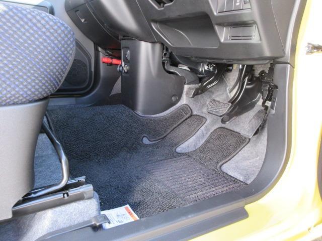 ハイブリッドFX キーレスエントリー アイドリングストップ 横滑り防止システム 衝突安全ボディ 盗難防止システム CD AM/FM シートヒーター(18枚目)